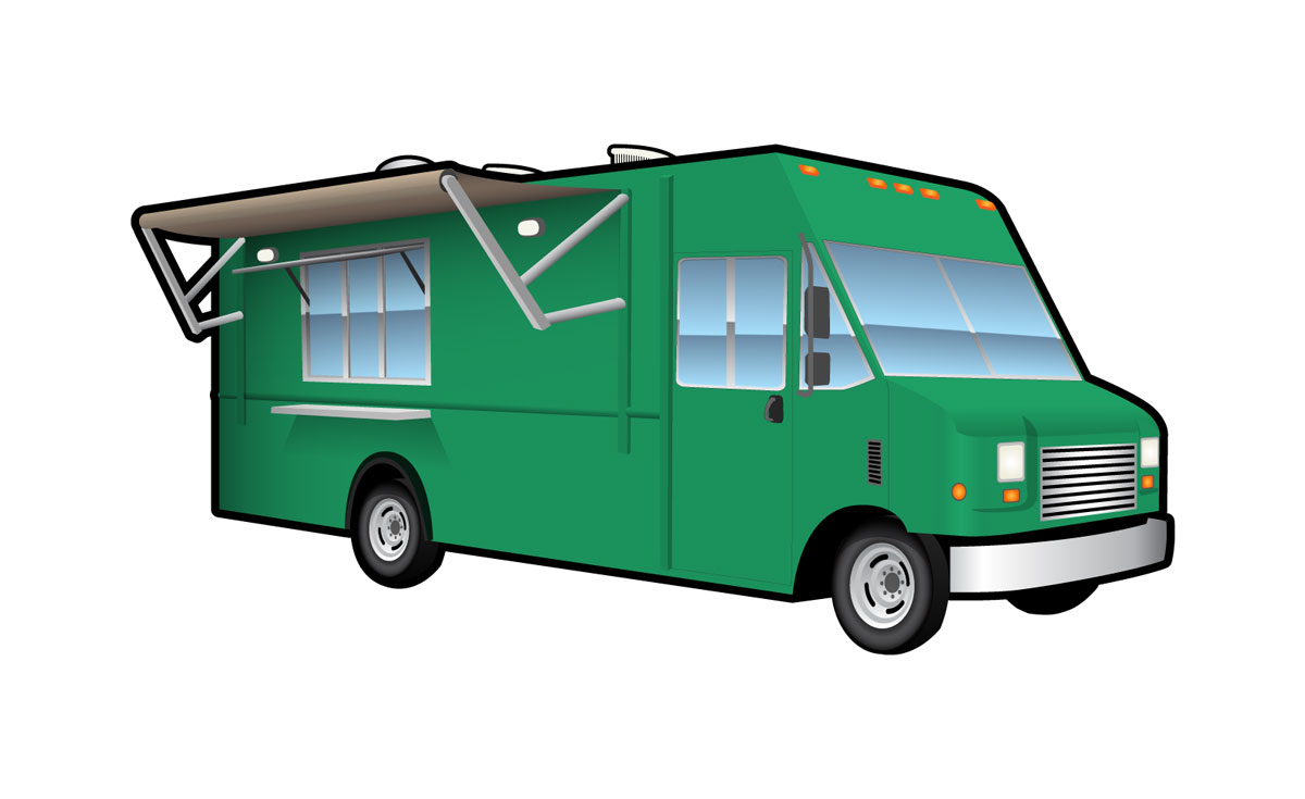 alex roberts illustrated food truck templates